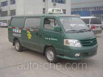 Foton BJ5036XYZ-3 postal vehicle