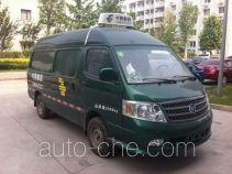 Foton BJ5036XYZ-AC postal vehicle