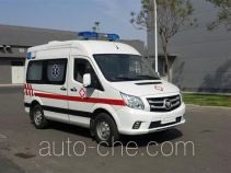 Foton BJ5038XJH-BA ambulance