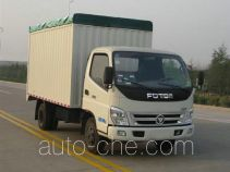 Foton BJ5039CPY-BA soft top box van truck