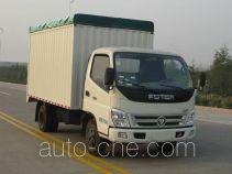 Foton BJ5039CPY-BB soft top box van truck