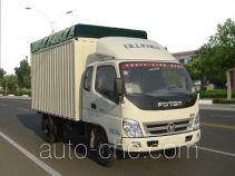 Foton BJ5039CPY-BC soft top box van truck