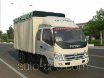 Foton BJ5039CPY-CA soft top box van truck