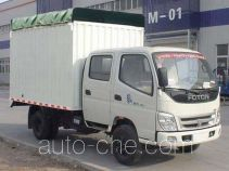 Foton BJ5039CPY-DA soft top box van truck