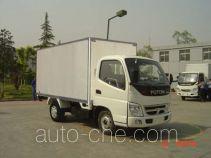 奥铃牌BJ5039V4BD3-E型厢式运输车