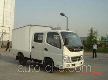奥铃牌BJ5039V3DD3-C型厢式运输车