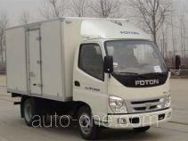 奥铃牌BJ5039V4BB3-ZB型厢式运输车
