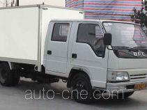 奥铃牌BJ5039V3DD3型厢式运输车