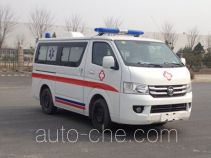 Foton BJ5039XJH-A5 ambulance