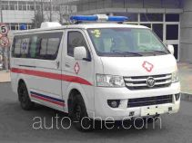 Foton BJ5039XJH-C5 ambulance