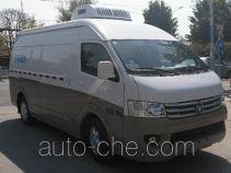 Foton BJ5039XLC-E5 refrigerated truck