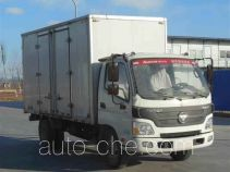 Foton BJ5039XXY-A1 box van truck