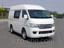 福田牌BJ5039XXY-ZH型厢式运输车