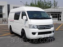 福田牌BJ5039XXY-ZK型厢式运输车