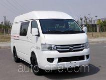 Foton BJ5039XXY-ZY box van truck