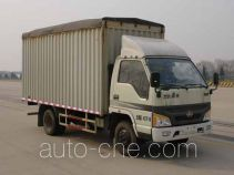 BAIC BAW BJ5044CPY1J soft top box van truck
