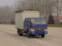 BAIC BAW BJ5040CPY1H soft top box van truck
