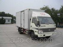 北京牌BJ5040XXY1A型厢式运输车