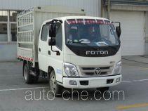 福田牌BJ5041CCY-FA型仓栅式运输车