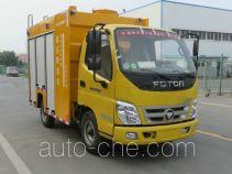Foton BJ5041GQX-AB street sprinkler truck