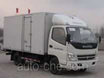 Foton Ollin BJ5041V7BE6-B1 box van truck