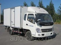 Foton Ollin BJ5041V7CD6 box van truck