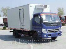福田牌BJ5041V8BEA-KS1型冷藏车