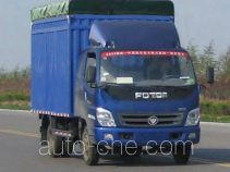 Foton BJ5041V8CEA-S2 soft top box van truck