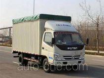 Foton BJ5041V9BBA-S1 soft top box van truck