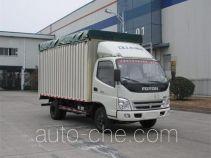 Foton BJ5041V9BEA-4 soft top box van truck