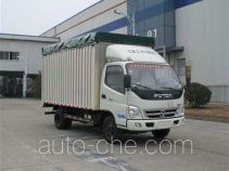 Foton BJ5041V9BEA-4 soft top box van truck