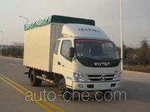 Foton BJ5041V9CBA-S1 soft top box van truck
