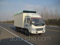 Foton BJ5041V9CEA-4 soft top box van truck