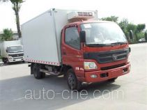 福田牌BJ5041XLC-FA型冷藏车