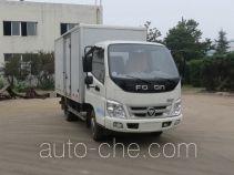 Foton BJ5041XXY-A1 box van truck