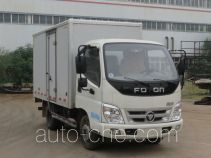 Foton BJ5041XXY-A3 box van truck