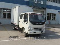 Foton BJ5041XXY-C1 box van truck