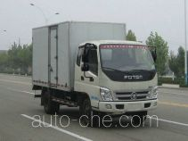 Foton BJ5041XXY-CA box van truck