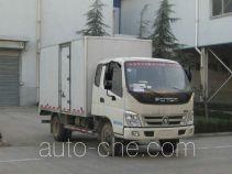 Foton BJ5041XXY-CB box van truck