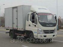 Foton BJ5041XXY-CC box van truck
