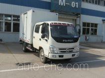 福田牌BJ5043XXY-AB型厢式运输车