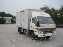 北京牌BJ5041XXY1M型厢式运输车