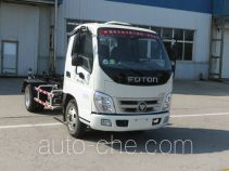 Foton BJ5041ZXX-AA detachable body garbage truck