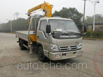 Foton BJ5042JSQ-G1 truck mounted loader crane