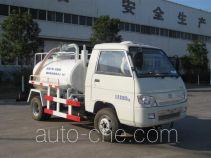 Foton BJ5042TZZ-A biogas digester sewage suction truck