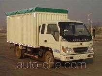 Foton BJ5042V9CB5-C soft top box van truck