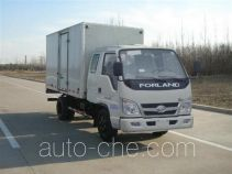 Foton BJ5042XXY-A2 box van truck