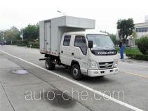 福田牌BJ5042XXY-A3型厢式运输车