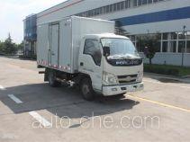 Foton BJ5042XXY-H4 box van truck