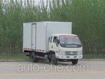 Foton BJ5042XXY-X2 box van truck